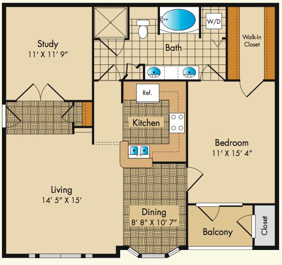 Dobson Mills Philadelphia Luxury Apartments Floor Plans